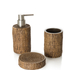 Sorema Woody Bathroom Accessories (Set of 3): Image 5