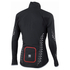 Sportful Hot Pack Hi-Viz NoRain Jacket - Black: Image 2