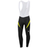 Sportful Men's Giro 2 Bib Tights - Black/Yellow: Image 1