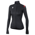 Sportful Women's Fiandre Light NoRain Long Sleeve Jersey - Black: Image 1