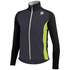 Sportful Kids' Softshell Jacket - Black/Yellow: Image 1