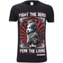 The Walking Dead Men's Fight the Dead T-Shirt - Black: Image 1