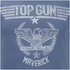 Top Gun Men's Maverick T-Shirt - Navy: Image 3