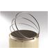 Lexon Fine Rechargeable Radio - Gold: Image 2