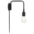 Menu Staple Wall Lamp - Black: Image 1