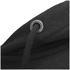 Dissident Men's Cobden Pique Zip Through Hoody - Black: Image 4