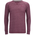 Tokyo Laundry Men's Port Hayward Long Sleeve Top - Oxblood: Image 1