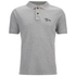 Tokyo Laundry Men's Willowood Polo Shirt - Light Grey Marl: Image 1
