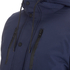Tokyo Laundry Men's Carmine Hooded Parka Jacket - Midnight Blue: Image 3