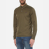Polo Ralph Lauren Men's Long Sleeved Mercerized Mesh Polo Shirt - Defender Green: Image 2