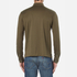 Polo Ralph Lauren Men's Long Sleeved Mercerized Mesh Polo Shirt - Defender Green: Image 3