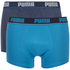 Puma Men's 2-Pack Trunks - Blue/Navy: Image 1