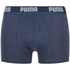 Puma Men's 2-Pack Trunks - Blue/Navy: Image 4