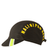 Nalini Gara Thermo Hat - Black/Fluro Yellow