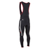 Nalini Classica Bib Tights - Black/Red: Image 2