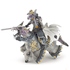 Papo Fantasy World: Witch King and Horse: Image 1