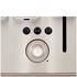 Tefal Maison TT770AUK Stainless Steel 4 Slice Toaster - Oatmeal Grey: Image 6