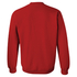 DC Comics Men's The Flash Christmas Fairisle Sweatshirt - Red: Image 2