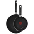 Tefal A157B245 Taste Frying Pan Twin Pack: Image 2