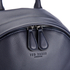 Ted Baker Men's Leather Backpack - Navy: Image 5