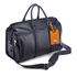 Ted Baker Men's Leather Holdall - Navy: Image 3