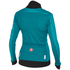 Castelli Women's Mortirolo 2 Jacket - Turquoise/Blue: Image 2