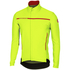 Castelli Perfetto Jacket - Yellow Fluro: Image 1