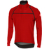 Castelli Perfetto Convertible Jacket - Red: Image 1