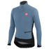 Castelli Alpha Jacket - Grey/Black: Image 1