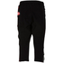 Castelli Tempesta FM Race Pants - Black/Grey: Image 2