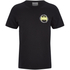 T-Shirt Homme DC Comics Logo Batman The Legend - Noir: Image 1