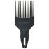 Denman D17 Curl Tamer Comb - Black: Image 1