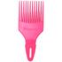 Denman D17 Curl Tamer Comb - Pink: Image 1