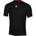 Castelli Prosecco Short Sleeve Base Layer - Black: Image 1