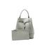 Furla Women's Stacy Mini Drawstring Bucket Bag - Agave: Image 1