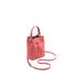 Furla Women's Stacy Mini Drawstring Bucket Bag - Corallo: Image 3