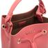 Furla Women's Stacy Mini Drawstring Bucket Bag - Corallo: Image 5
