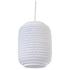 Graypants Ausi Pendant - 8 Inch - White: Image 1