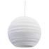 Graypants Moon Pendant - 10 Inch - White: Image 1