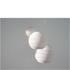 Graypants Moon Pendant - 10 Inch - White: Image 2