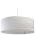 Graypants Drum Pendant - 36 Inch - White
