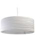 Graypants Drum Pendant - 36 Inch - White: Image 1