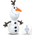 Frozen Radio Control Inflatable - Olaf: Image 1