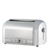 Magimix 11535 4 Slice Polished Toaster - Stainless Steel