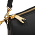 Lauren Ralph Lauren Women's Pam Mini Shoulder Bag - Black: Image 5