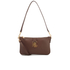 Lauren Ralph Lauren Women's Pam Mini Shoulder Bag - Burnt Brown: Image 1