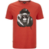 Animal Men's Loko T-Shirt - Volcano Red Marl: Image 1