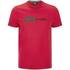 T-Shirt Homme Loaner Animal - Rouge: Image 1
