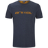 Animal Men's Marrly T-Shirt - Total Eclipse Navy Marl: Image 1