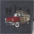 T-Shirt Homme Woody Animal -Marine: Image 3